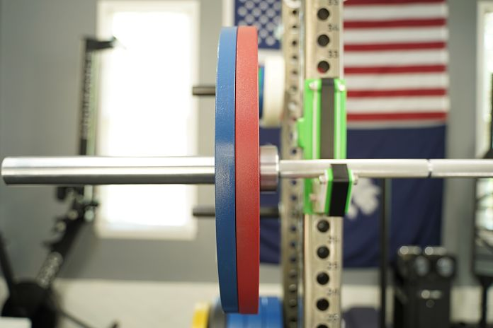 Strongarm sport calibrated plates review garage gym lab
