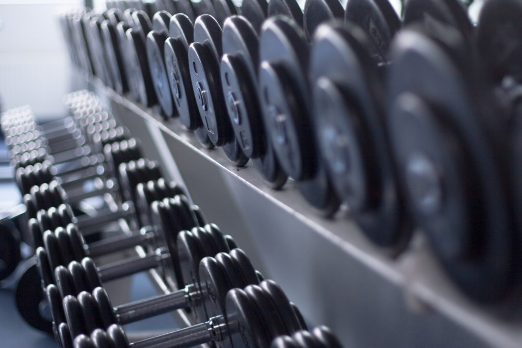garage gym planner