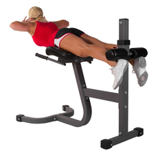 diy roman chair black plastic folding chairs exercises get your abs in killer shape isometric glute hold is a workout which reduces strain on back