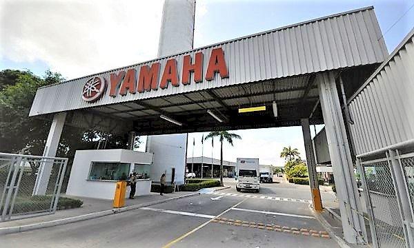 yamaha announces production stoppage
