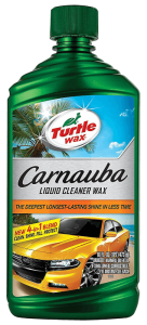 Turtle Wax Carnauba Cleaner Liquid Wax