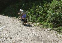 Getting steep