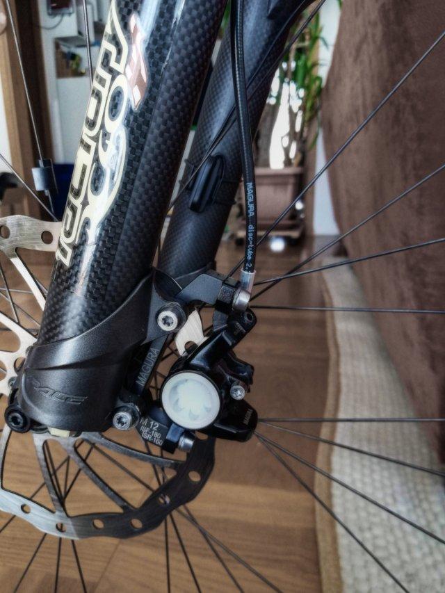 2Souls Cycles MTB - Magura MT4 Vorderbremse