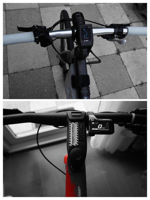 Bosch Kiox vs Shimano Steps SC-E8000
