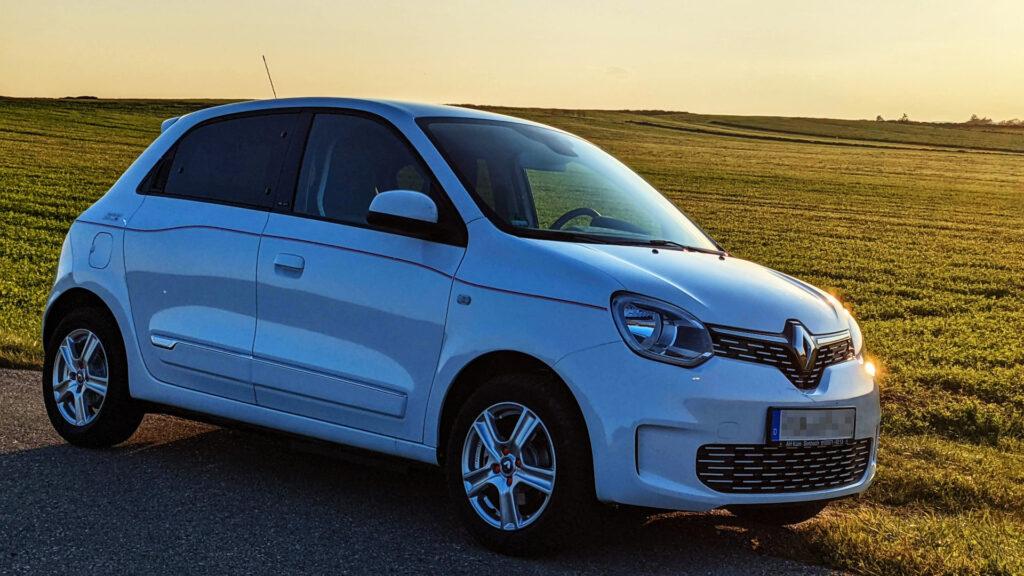 Renault Twingo ZE Vibes 2021