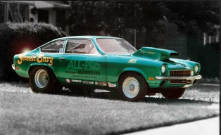 Gotta love those old Vega drag cars! Did this one a LONG time ago.