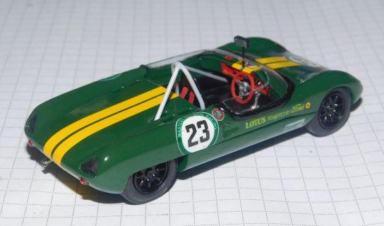 Lotus 23 von Georg