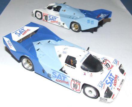 Porsche 962 SAT Cup86+87