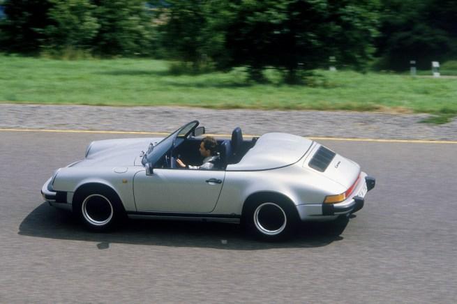 Porsche Typ 911 Carrera 3,2 Speedster von 1986