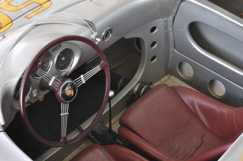 1954: Porsche 550 Spyder