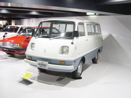 Mazda Bongo. NOT George Miller's - Unknown