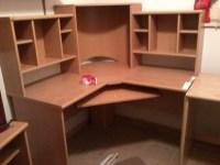 Large Corner Computer desk in katherine_weaver's Garage ...