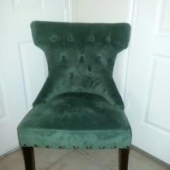 Pier One Blue Accent Chairs Desk Chair Velvet In Nicefurniture 39s Garage Sale Mesquite Tx