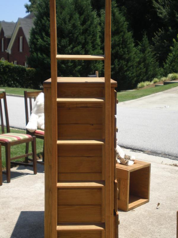 Cargo Furniture  garage sale