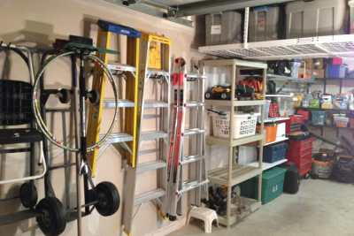garage sense products and services