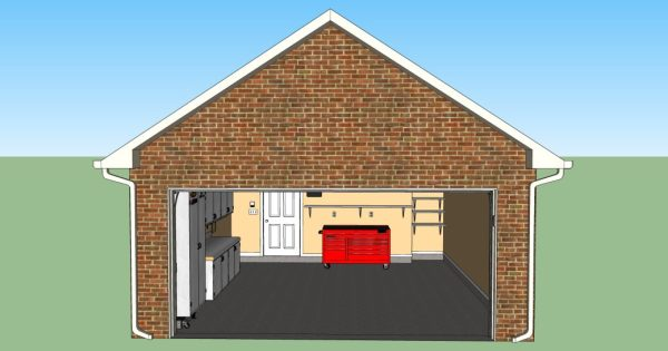 3D Garage Design Software