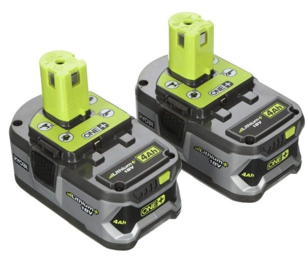 ryobi 18v one quietstrike cordless pulse driver garagespot. Black Bedroom Furniture Sets. Home Design Ideas