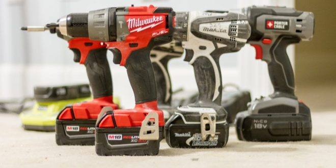 when to use what cordless drill driver vs impact driver garagespot. Black Bedroom Furniture Sets. Home Design Ideas