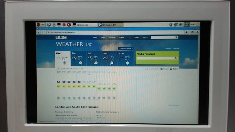 WeatherBR7