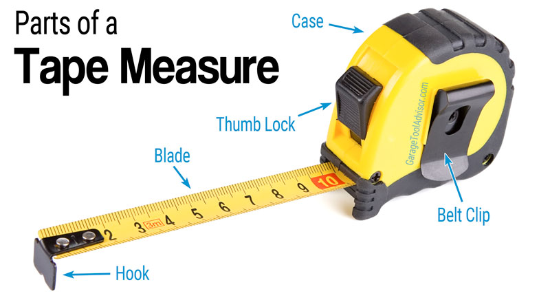 Best Tape Measures For Quick, Accurate Measuring In 2018