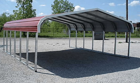 Portable Carport  Benefits, Types, And Costs  Garage Triage
