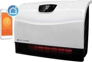 Infrared Garage Heater