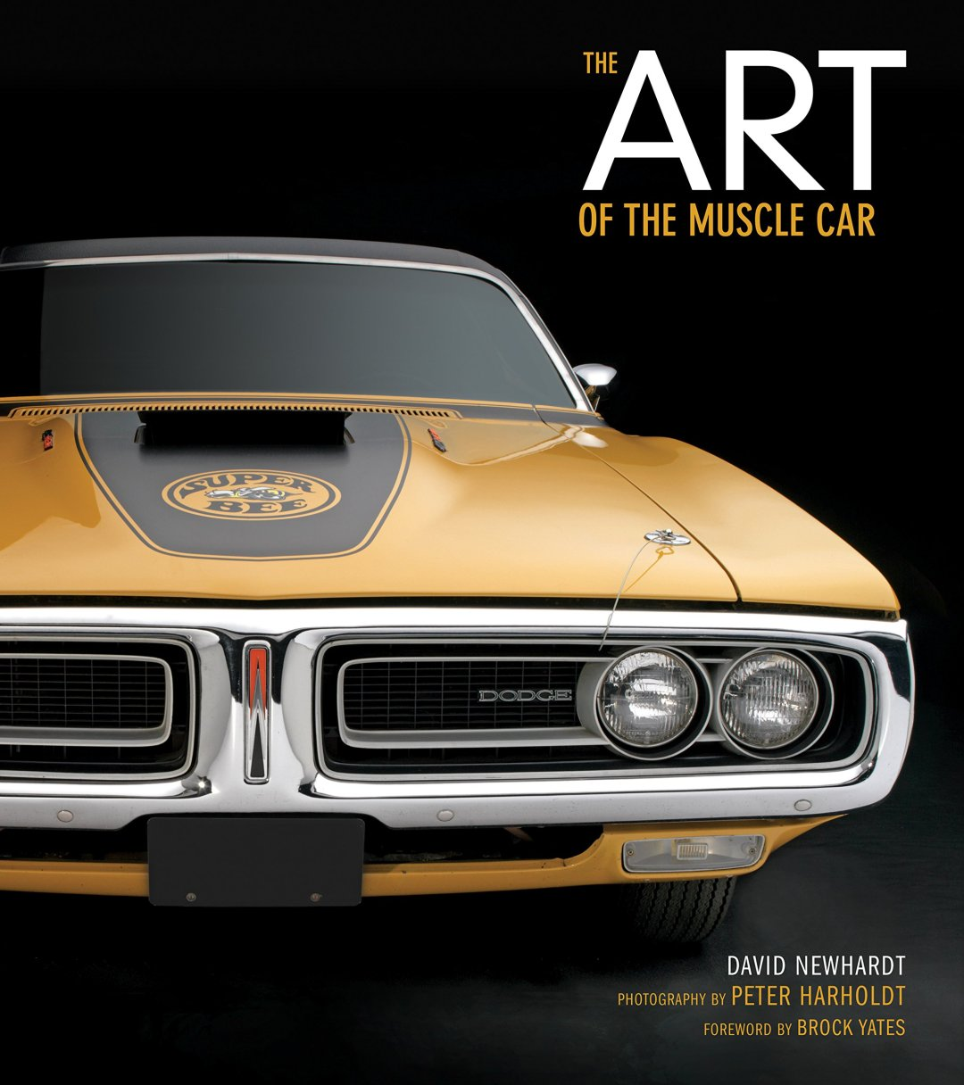 Muscle Car Book