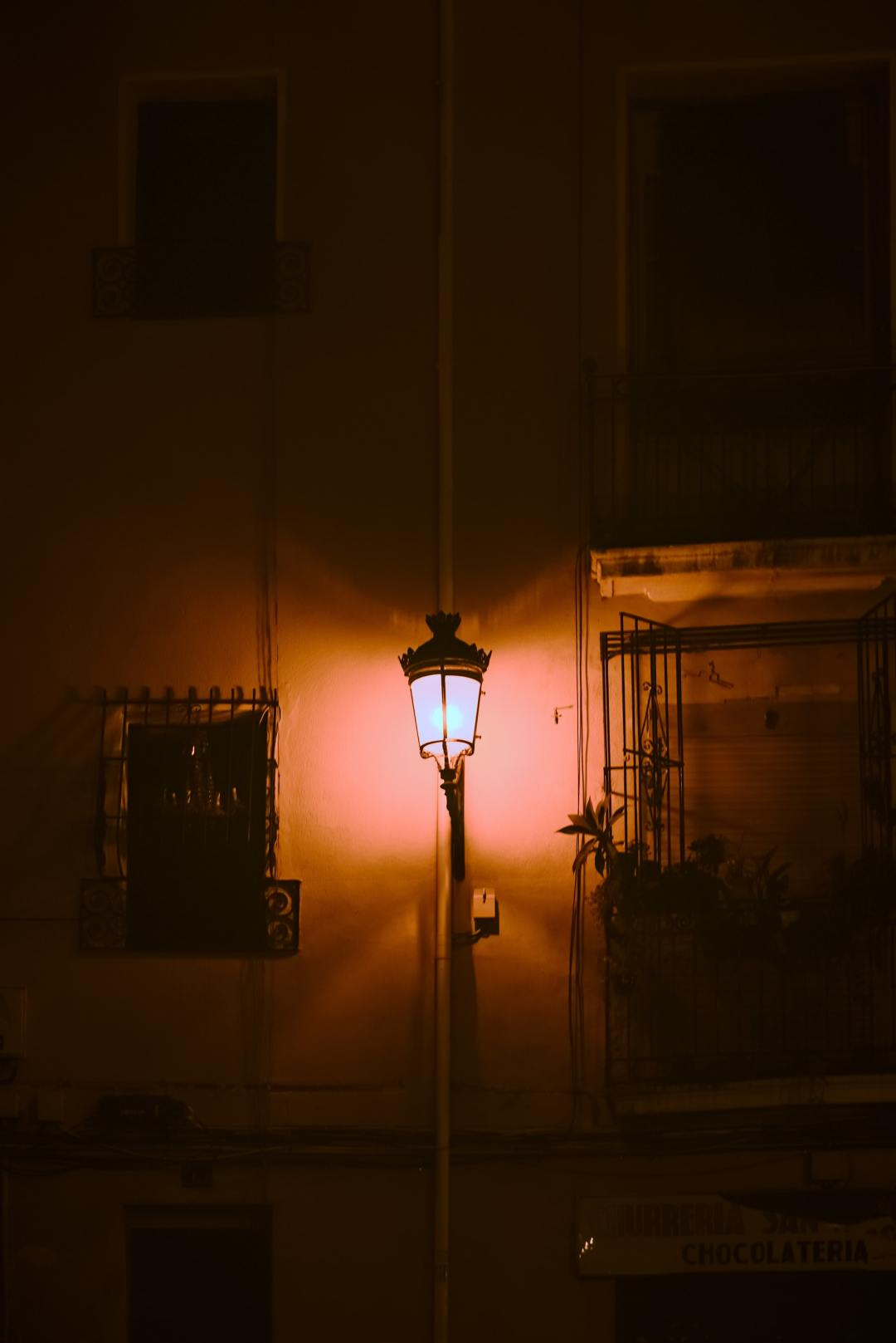 outdoor garage light