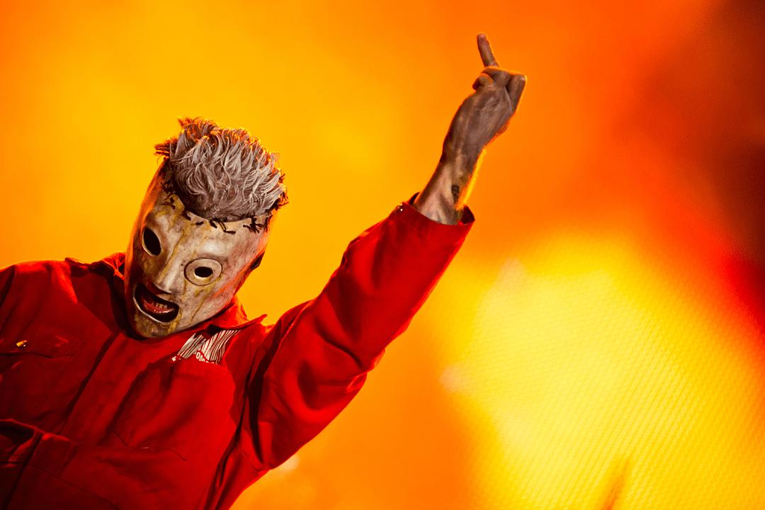 En medio de disputas internas Slipknot confirmó salida de integrante