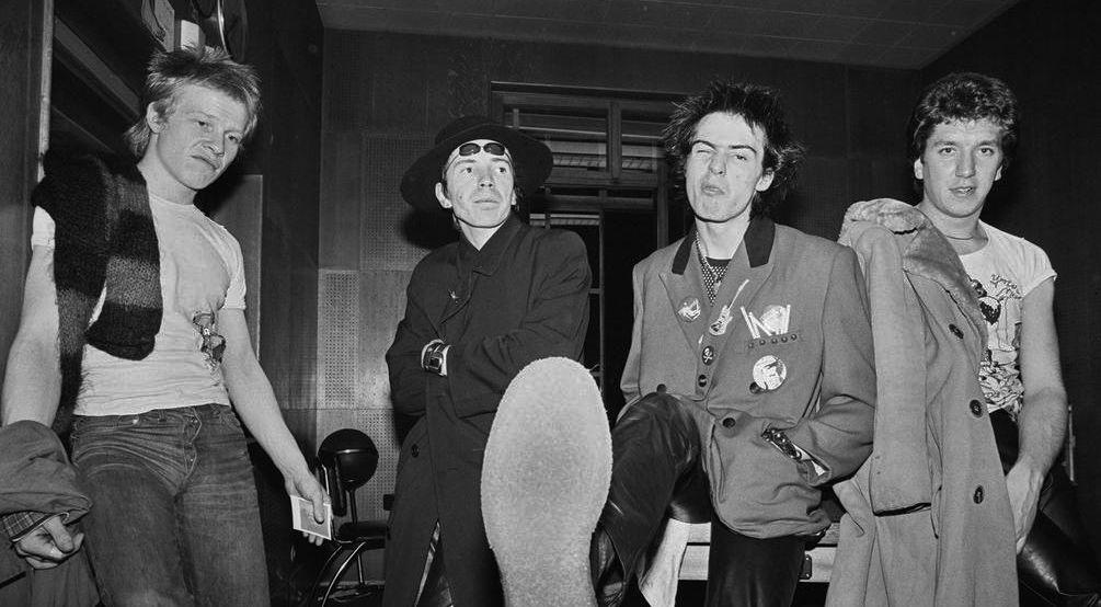 Sex Pistols también tendrá su propia película biográfica