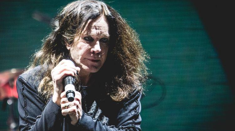 Ozzy Osbourne no descarta un último show con Black Sabbath