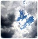 Día 146/365 : Mayo 27, 2013 : Arriba de las nubes sigue brillando el Sol