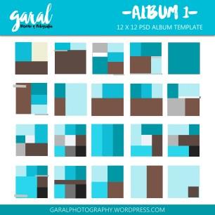 GARAL ALBUM1 PREVIEW