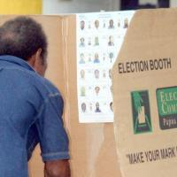 Some PNG Election 2012 Results are Guaranteed