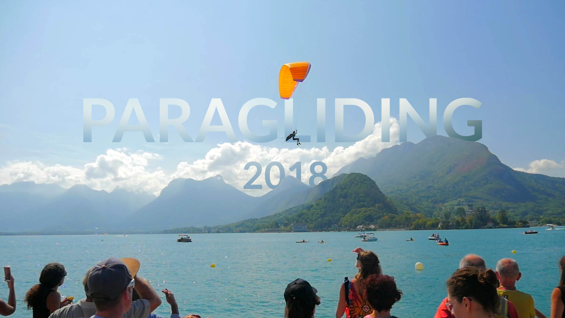 Paragliding best-of