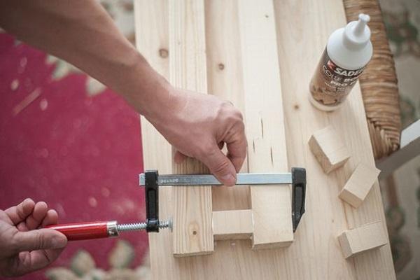 Làm việc với gỗ