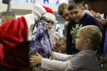 Festiwalowy Święty Mikołaj