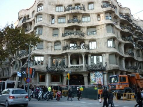 Gaudi's Bone house