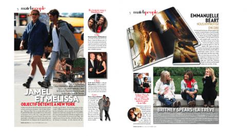Get a subscription for your. Sunday Sequel Magazine Vs Newspaper Design Paris Match Case Study Garcia Media