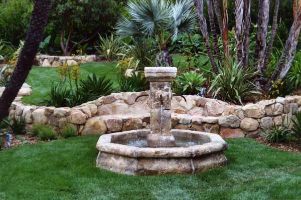 ponds garcia rock and water design