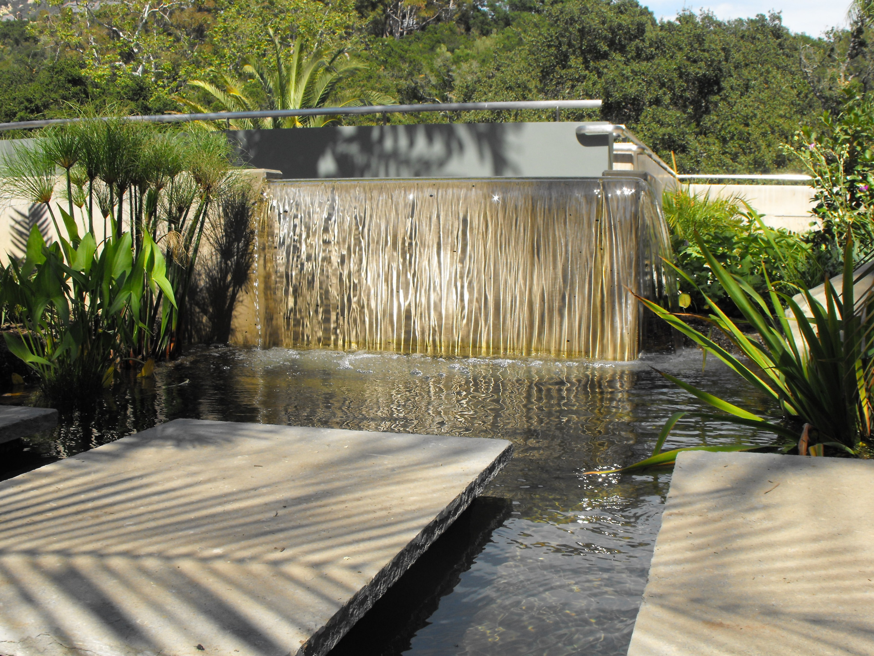 Pond Waterfall Design Ideas Garcia Rock And Water Design