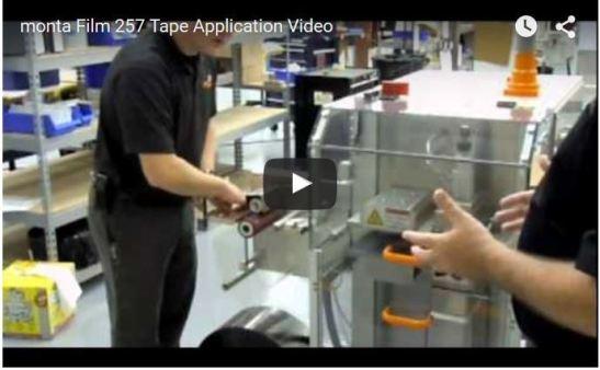 monta 257 Application Video