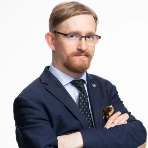 Łukasz Garczewski, polityk i Radny Osiedla Rataje