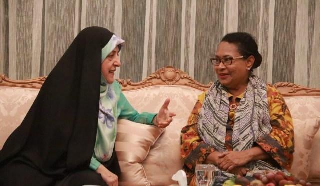 Indonesia – Iran Kerjasama Prioritaskan Masalah Perempuan dan Anak