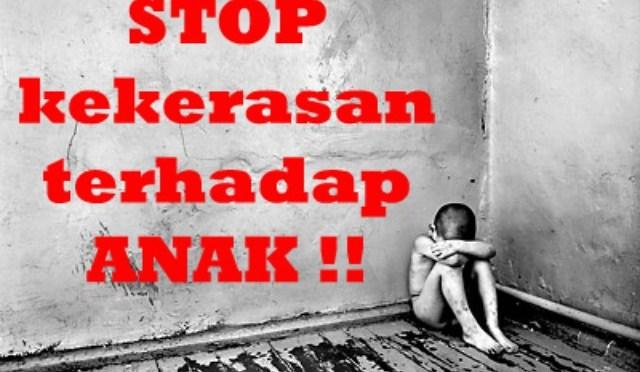 Indonesia Tolak Kekerasan Pada Anak