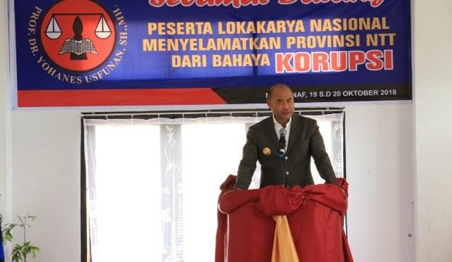 Gubernur Viktor Bertekad Rubah Indeks Persepsi Korupsi Jadi Lebih Baik
