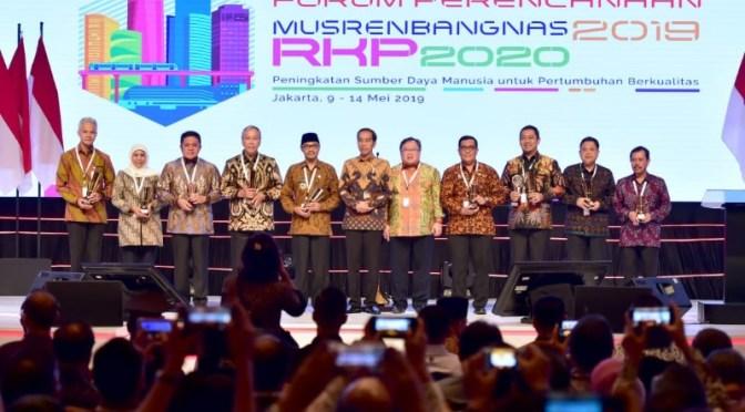 Presiden Jokowi: 2045, Indonesia Diprediksi Masuk Empat Besar Ekonomi Dunia
