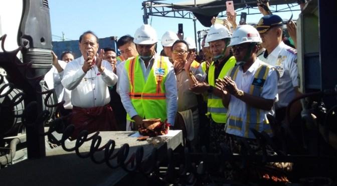 Perdana, NTT Ekspor Komoditas Rumput Laut Ke Argentina