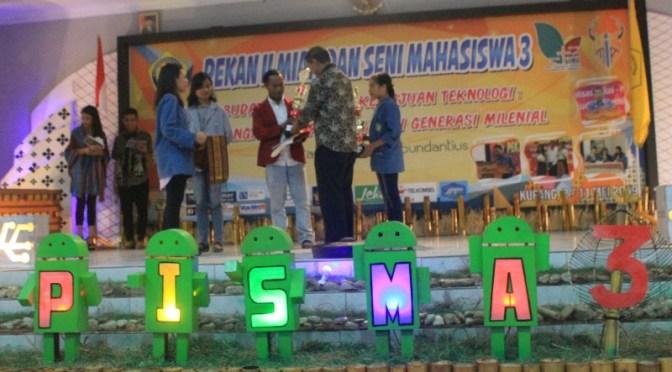 PISMA 3 Unwira Wadah Literasi Budaya Lokal dan Digital Generasi Milenial