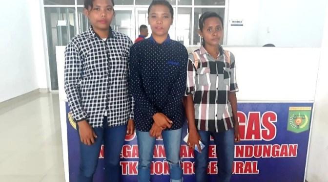 Modus Kuliah, 3 CTKI Asal Malaka Dicekal di Bandara El Tari Kupang